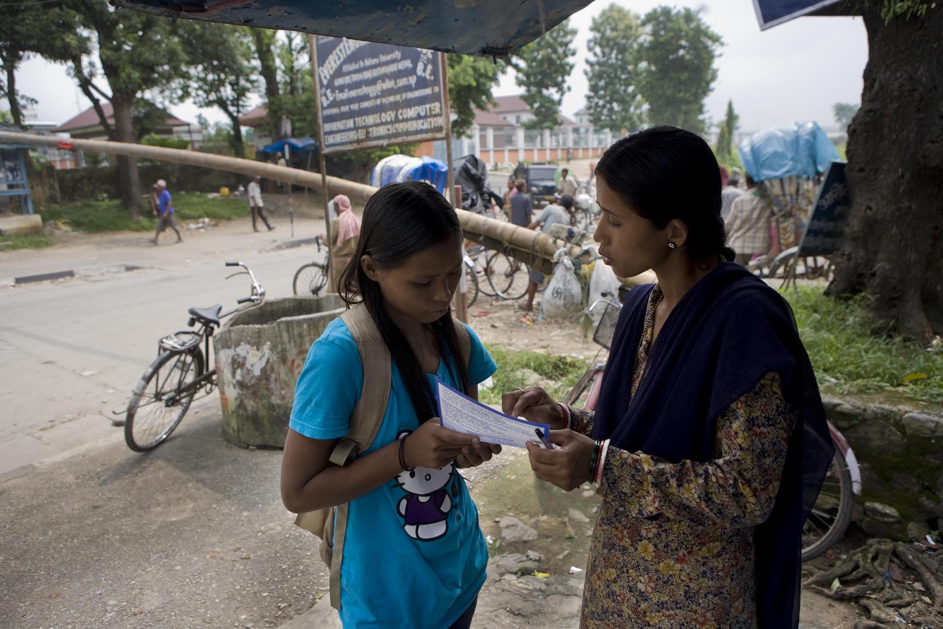 Fighting Trafficking and Saving Lives : Maiti Nepal
