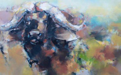David Kigozi:  Another Artist for Nepal
