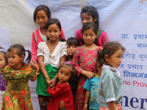 Health Camps For Vulnerable Girls