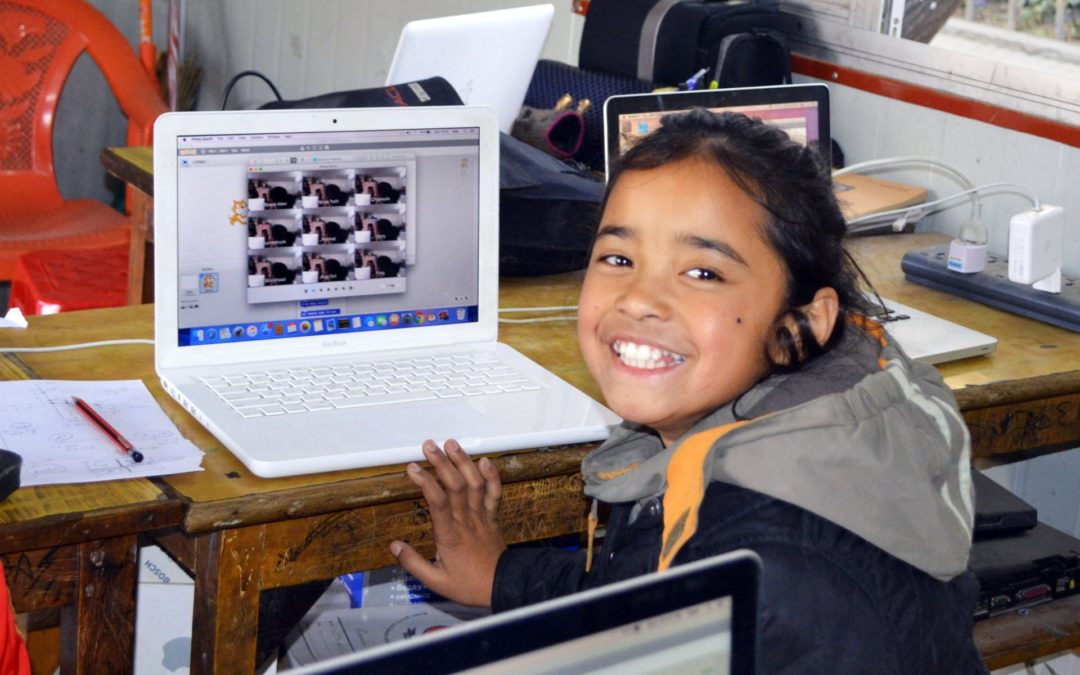 STEM Scholarships: Nepali Kids Can Change the Future with Your Help!