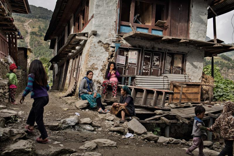 From the Tarai to Khumbu: Help The Elderly Who Need Us the Most
